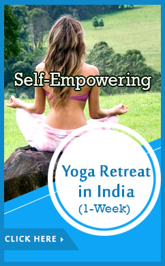Certified,  Invigorating & 'Self-Empowering' Yoga Retreat, India